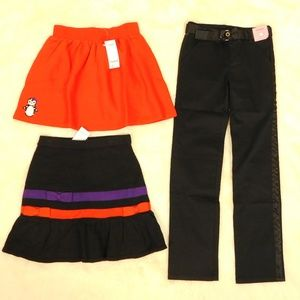 Gymboree Pants Skirts Girl Size 12 Clothes Lot NWT